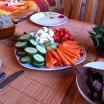 Gemüseteller