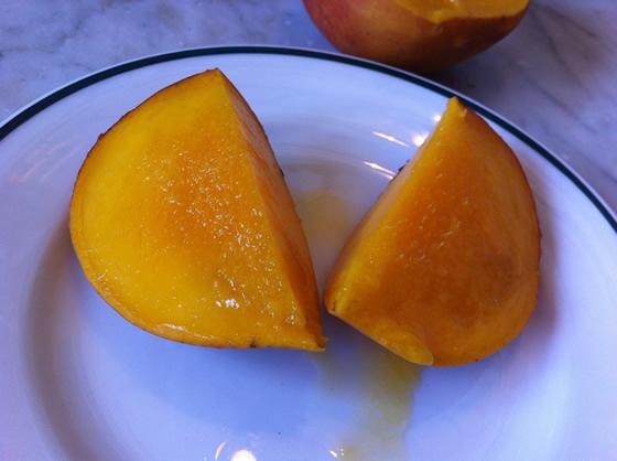 Frisch und reif: Superfood Mango
