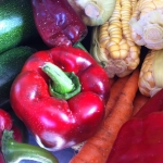 Aufbewahrung von frischer Nahrung
