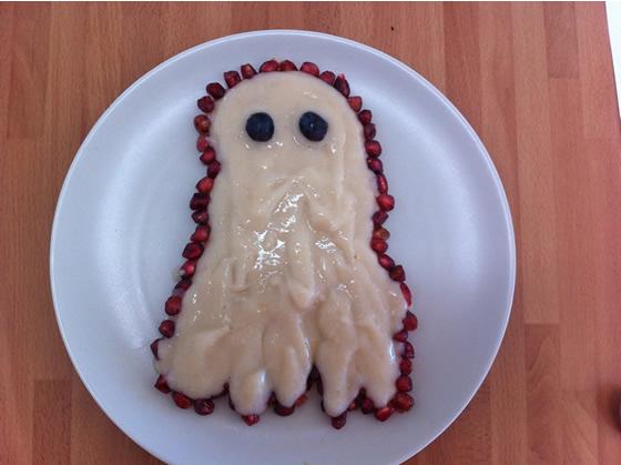 Pudding-Gespenst