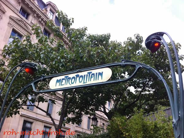 Metrostation Cité