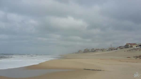 Kilometerlange Strände, heller Sand :)