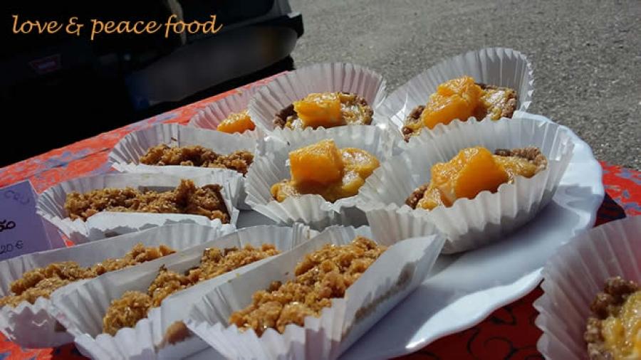 Orangen- & Zitronentörtchen