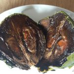 Vegan Raw Food - so what do you eat then? - Chocolate Sapote :)