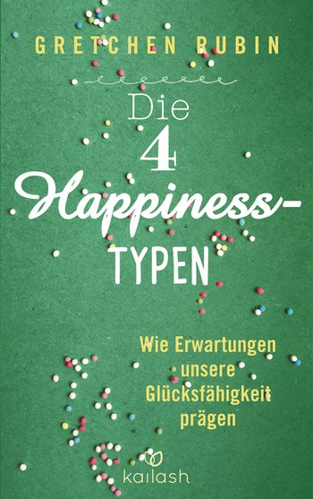 "Cover ""Die 4 Happiness Typen"""