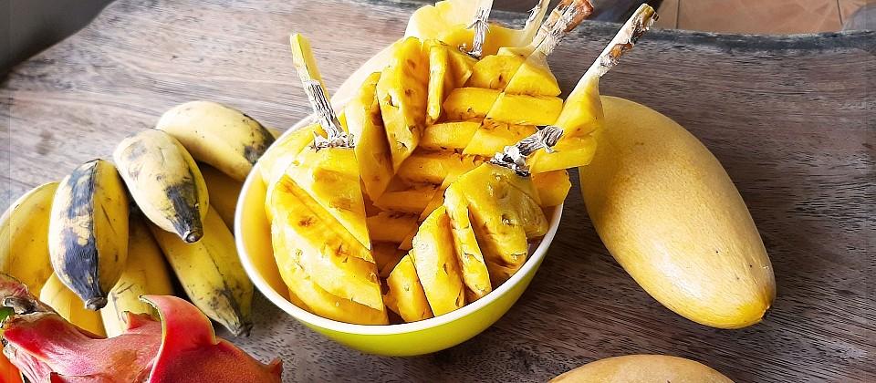 Früchte Rohkost Happy Healthy Raw Free