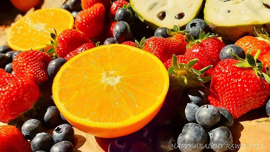Rohkost Naturgesetze Essener Gesetze Früchte